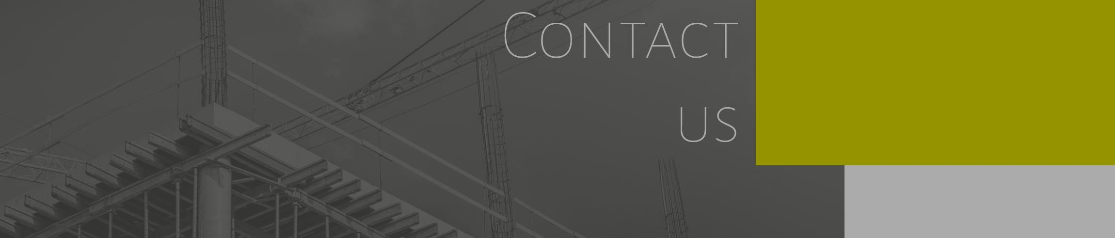 Contact us Header graphic